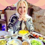 تیپ و استایل چهره های ایرانی ۳ | از جشن تولد آقای گودرزی تا سمانه تازه عروس !