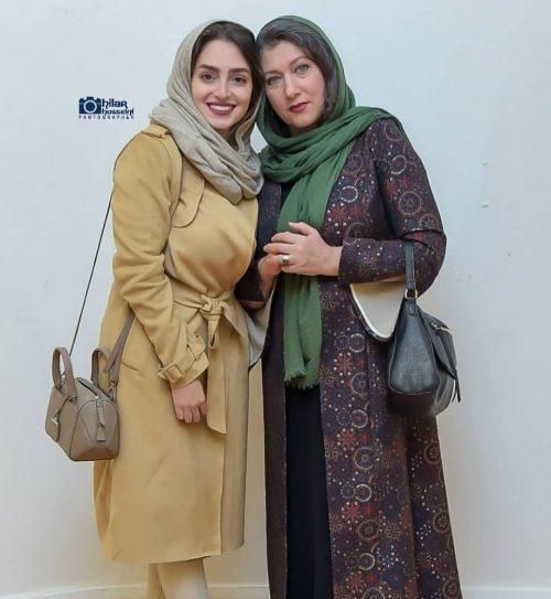 تیپ و استایل چهره های ایرانی 3