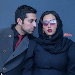 رفتارهای عجیب سلبریتی های ایرانی و همسرانشان جلوی دوربین!|از امیرعلی نبویان و دست بوسی همسرش تا مورد عجیب شقایق دهقان و مهراب قاسمخانی!