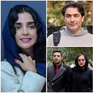 چهره های مشهور در نمایشگاه نقاشی آناهیتا درگاهی | از پارسا پیروزفر تا الهه حصاری!