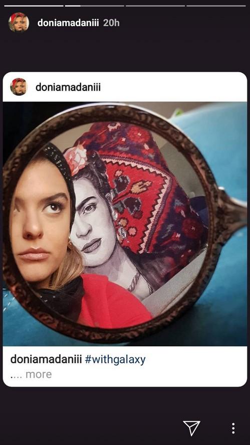 اینستاگرام هنرمندان (129) از دلتنگی فریبا نادری برای پدرشوهرش تا تولد هستی مهدوی!!!