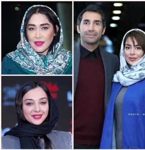 چهره های مشهور در اکران خصوصی فیلم سینمایی قانون مورفی | از مهران مدیری تا آناهیتا درگاهی!