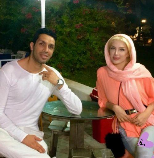 ورزشکاران ایران و جهان در شبکه های اجتماعی (۱۰) از سپهر حیدری و همسرش تا مدرسه فوتبال نیلوفر اردلان!