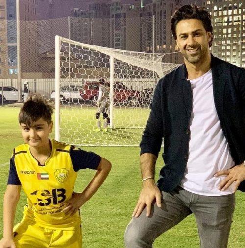 ورزشکاران ایران و جهان در شبکه های اجتماعی (۲۲) از پسر سپهر حیدری در آغوش بابانوئل تا کریسمس ستاره های خارجی!