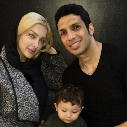 ورزشکاران ایران و جهان در شبکه های اجتماعی (۲۵) از علی کریمی و امیر نوری تا سپهر حیدری و خانواده!