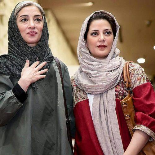 تیپ و استایل چهره های ایرانی 4