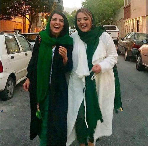 تیپ و استایل چهره های ایرانی 9