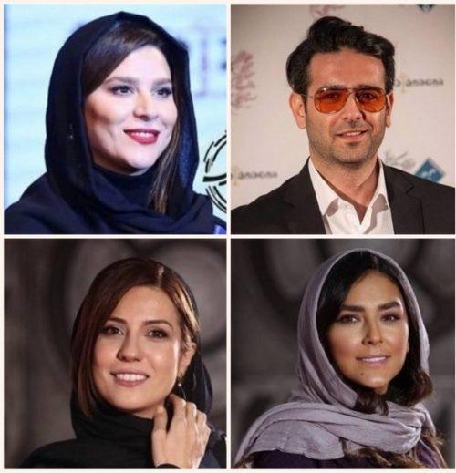 چهره های مشهور در دوازدهمین جشن منتقدان و نویسندگان سینما   از میلاد کی مرام تا سحر دولتشاهی !