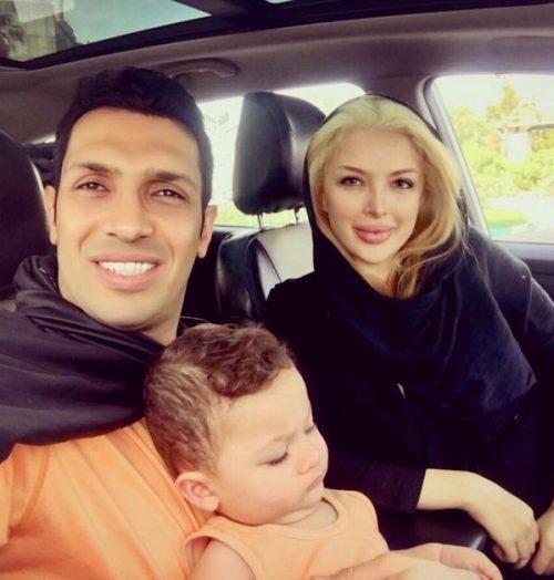 ورزشکاران ایران و جهان در شبکه های اجتماعی (۵) از سپهر حیدری با خانواده تا دیوید بکام در یک نمایش باور نکردنی !