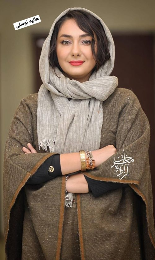 تیپ و استایل چهره های ایرانی 5