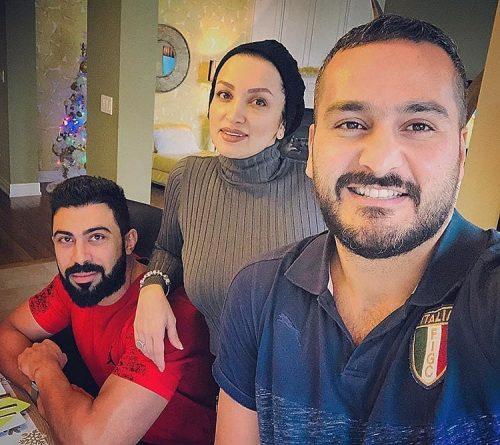 تیپ و استایل چهره های ایرانی 6