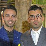ورزشکاران ایران و جهان در شبکه های اجتماعی (۳۰) از عکس عاشقانه رونالدو و همسرش تا سعید معروف در خارج!