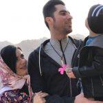 ورزشکاران در شبکه های اجتماعی (۳۸) از شهرام محمودی و خانواده در اردکان تا مینی مودریج !