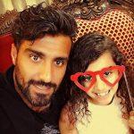 ورزشکاران در شبکه های اجتماعی (۴۰) از تولد میلاد میداوودی و دخترش تا ۱۰ سال قبل حسین ماهینی!