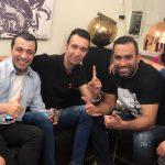 ورزشکاران در شبکه های اجتماعی (۴۲) از تعریف از بیرانوند تا شکرگزاری عابدزاده!