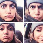 چهره ها در شبکه های اجتماعی (۶۲۰) از قیافه داغون سحر قریشی تا کارِ قشنگ بهنوش طباطبایی!!!