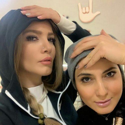 تیپ و استایل چهره های ایرانی 11