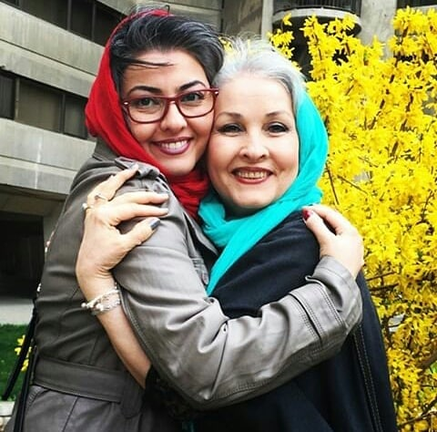 تیپ و استایل چهره های ایرانی 12