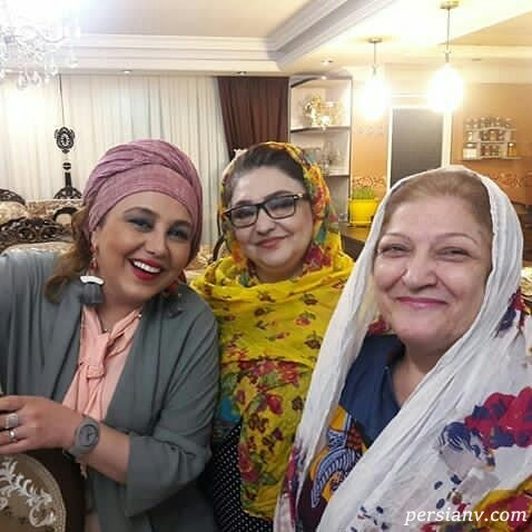 تیپ و استایل چهره های ایرانی 15