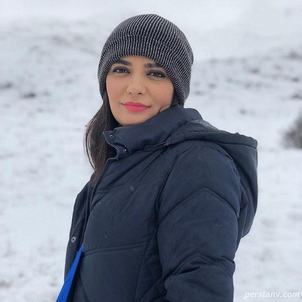 تیپ و استایل چهره های ایرانی ۱۸ | از عینک گربه ای ملیکا تا ست رژ لیلا با پالتوش
