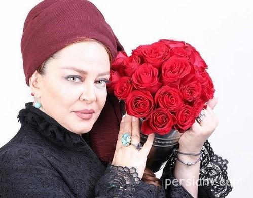 تصاویر چهره های مشهور برای سال نو میلادی |از شروع خفن پرستو صالحی با ازدواج تا آرزوهای مهراب قاسم خانی!