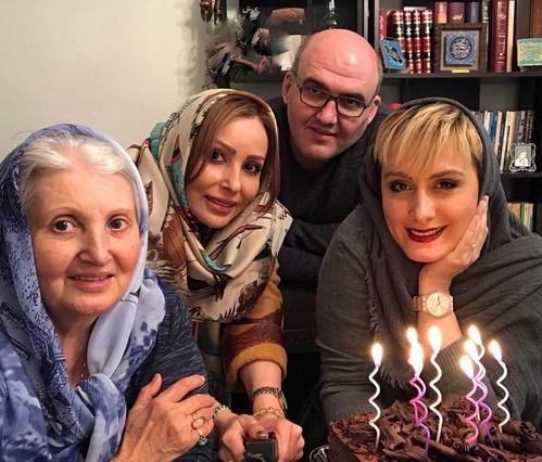 ازدواج پرستو صالحی در شب سال نو میلادی و انتشار حلقه ازدواج بسیار زیبای این بازیگر