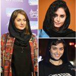 چهره های مشهور در روز اول جشنواره فجر ۹۷ | از مهناز افشار با خواهر و خواهرزاده اش تا الناز شاکردوست!