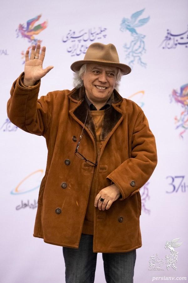 افتتاحیه جشنواره فیلم فجر سال 97 با حضور چهره های مشهور | از مریم مومن تا لیلا زارع!(2)