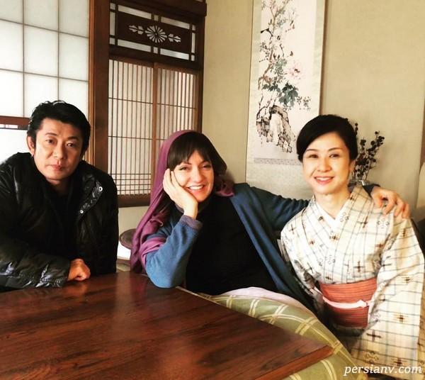 تبریک روز زن توسط بازیگران
