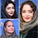 چهره های مشهور در روز دهم جشنواره فجر ۹۷ | از استایل سبز بهنوش طباطبایی تا وقار طناز طباطبایی!