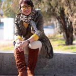 تیپ و استایل چهره های ایرانی ۲۵ | از رنگ موی جدید الیکا تا جشن تولد مادر خانم بازیگر