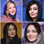 چهره های مشهور در روز سوم جشنواره فجر ۹۷ | از پریناز ایزدیار تا ساره بیات !