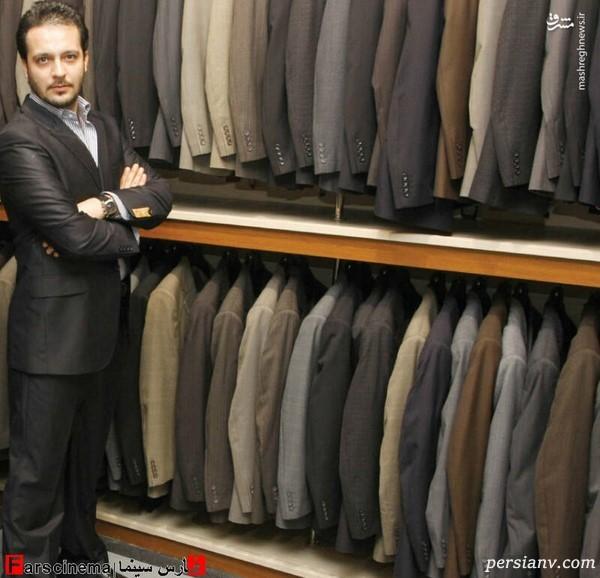 شغل دوم بازیگران ایرانی