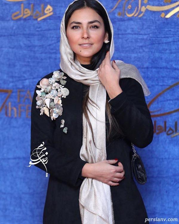 تیپ و استایل چهره های ایرانی 21