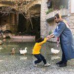 تیپ و استایل چهره های ایرانی ۲۱ | از ست پدر پسری بازیگر تا تیپ عجیب ریحانه در جشنواره