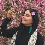 اینستاگرام هنرمندان (۱۵۹) از الناز در میان شکوفه ها تا مهناز و برادر شوهرش!!!