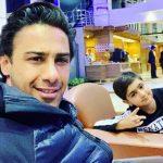 ورزشکاران در شبکه های اجتماعی (۷۰) از درگیری فرهاد با پلیس تا افتخار حنیف به خشایار الوند