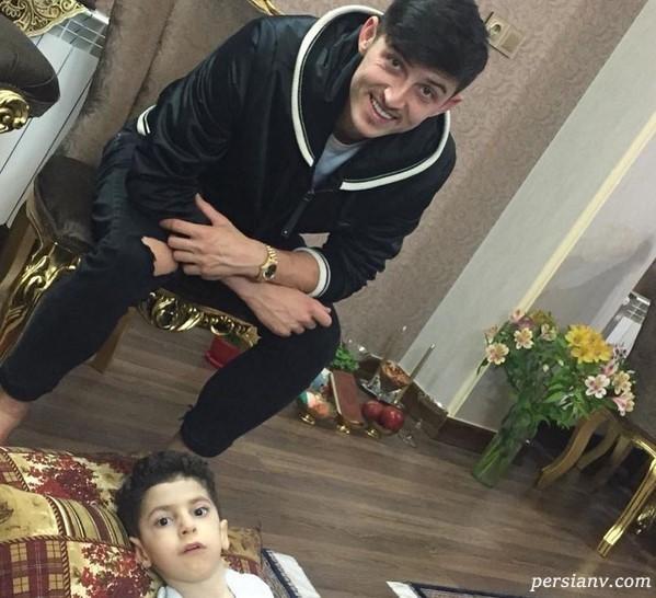 ورزشکاران در شبکه های اجتماعی (۸۹) از دیدار سردار و تیارام تا تیکه تند علی آقا به مسئولین!