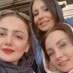 چهره ها در شبکه های اجتماعی (۶۴۳) از شیلا و رفقای ۲۰ ساله تا تبریک تولد نرگس توسط همسر!!!