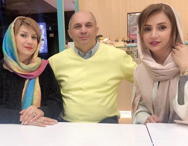 تیپ و استایل چهره های ایرانی 34   از اضافه وزن خانم بازیگر تا تغییر چهره افسانه بایگان