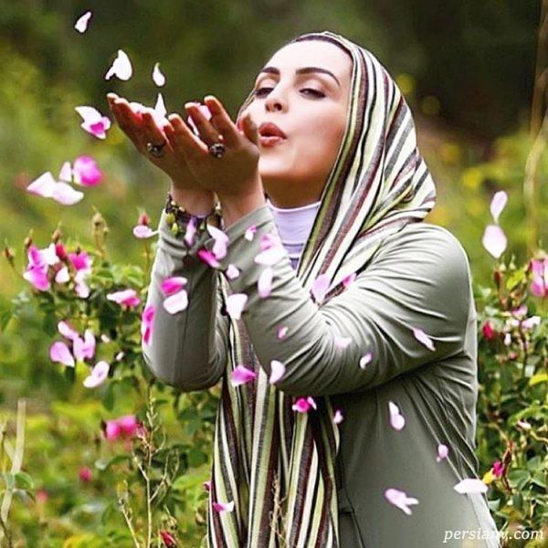 تیپ و استایل چهره های ایرانی ۳۴   از اضافه وزن خانم بازیگر تا تغییر چهره افسانه بایگان