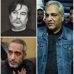 چهره های مشهور در مراسم یادبود خشایار الوند | از پیمان قاسم خانی تا مهران مدیری ! (۲)