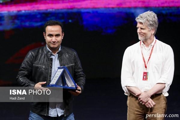 اختتامیه سی و هفتمین جشنواره جهانی فجر