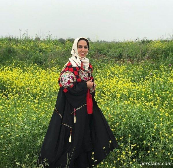 تیپ و استایل چهره های ایرانی ۳۶   از لاغری شدید ملیکا تا گلزار متفاوت در تولدش