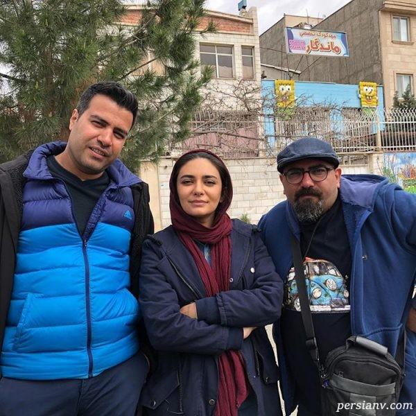 تیپ و استایل چهره های ایرانی 36