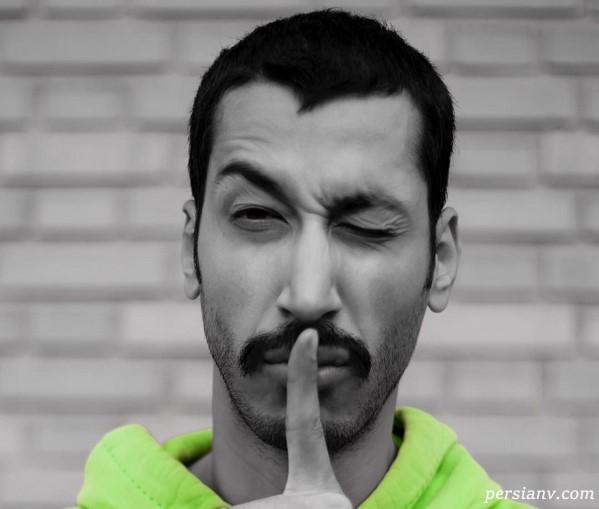 بهرام افشاری ؛ از شروع بازیگری از منفی ۲۰۰ تا پیک موتوری شدن!| سبک زندگی افراد مشهور(۳۱۴)