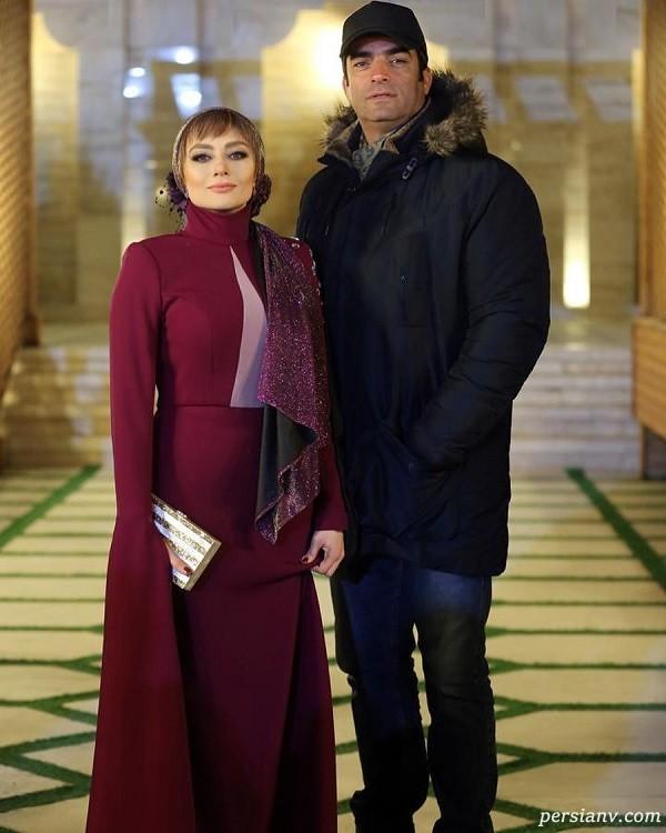 منوچهر هادی و یکتا ناصر