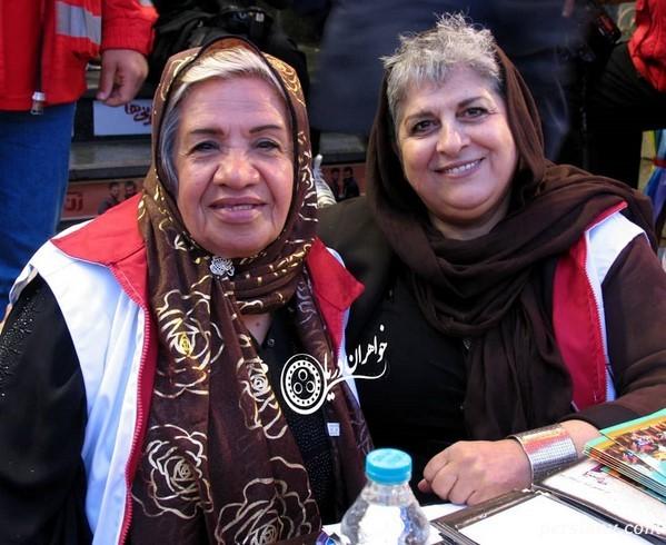 چهره های بسیار مشهور در مراسم سیل مهربانی | از لیلا حاتمی و المیرا دهقانی تا عصر جدیدی ها!
