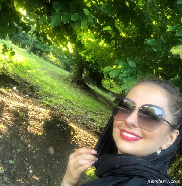 چهره ها در شبکه های اجتماعی (660) از ملکه نیما تا مژده الناز !!!