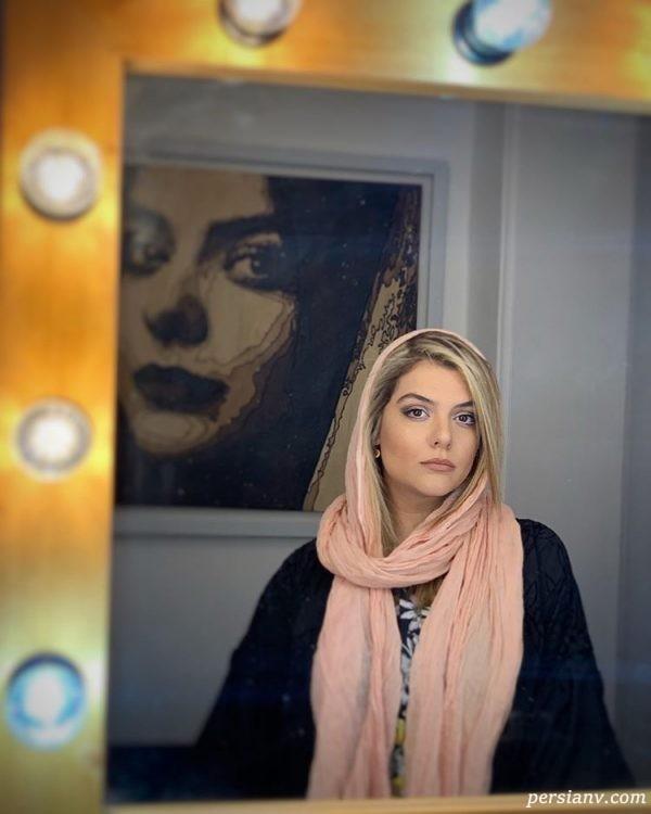 تیپ و استایل چهره های ایرانی 46